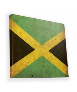 Jamaica - Canvas Art 90x90