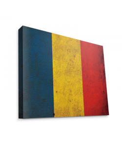 Romania - Canvas Art 75x60