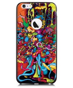 Surprise - iPhone 6 Plus Carcasa TPU Premium Neagra