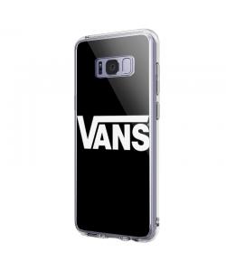 Vans - Samsung Galaxy S8 Plus Carcasa Transparenta Silicon