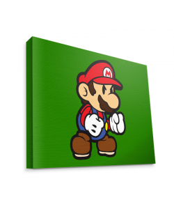 Mario One - Canvas Art 35x30
