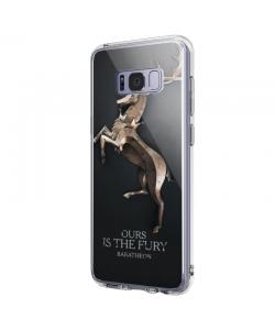 House Baratheon - Samsung Galaxy S8 Carcasa Premium Silicon