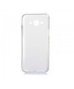 Naked Crystal Clear - Devia Samsung Galaxy J5 (2016) Carcasa Silicon (0.5mm)