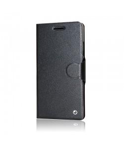 Lemontti Jelly - Huawei P8 Husa Book Neagra