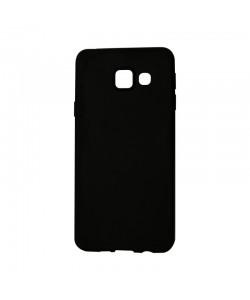 Procell Silky - Samsung Galaxy A3 (2016) Carcasa Silicon Negru