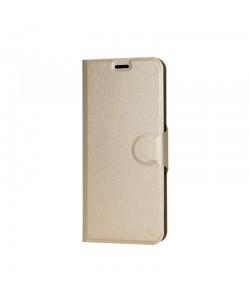 Just Must Book Slim I Gold - Samsung Galaxy S8 (carcasa ultraslim flexibila)