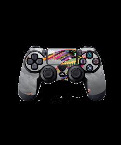 Flying Colors - PS4 Dualshock Controller Skin