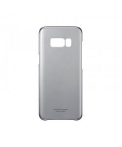 Samsung Clear Cover Black - Samsung Galaxy S8 Carcasa Plastic