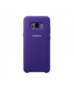 Silicone Cover Violet - Samsung Galaxy S8 Plus Carcasa TPU & Silicon Violet