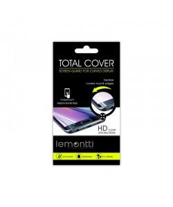 Folie Lemontti Clear Total Cover (1 fata, flexibil) - Samsung Galaxy S8 Plus