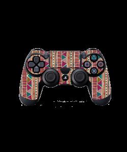 Zig-Zag Carpet - PS4 Dualshock Controller Skin