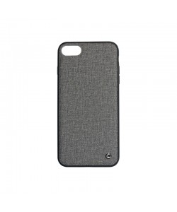 Occa Empire II Gray - iPhone 7 / iPhone 8 Carcasa PC (margine flexibila)
