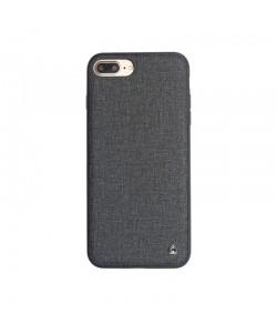 Occa Empire II Black - iPhone 7 Plus / iPhone 8 Plus Carcasa PC (margine flexibila)