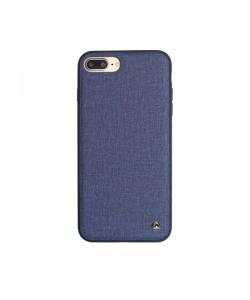 Occa Empire II Navy - iPhone 7 Plus / iPhone 8 Plus Carcasa PC (margine flexibila)