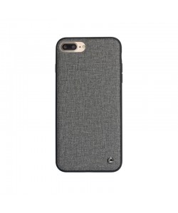 Occa Empire II Gray - iPhone 7 Plus / iPhone 8 Plus Carcasa PC (margine flexibila)