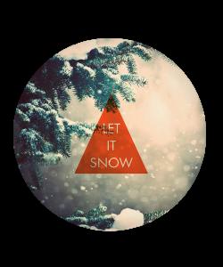 Popsocket Let It Snow, Accesoriu telefon
