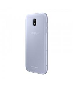 Samsung Jelly Cover Blue - Samsung Galaxy J5 (2017) Carcasa Silicon Albastru