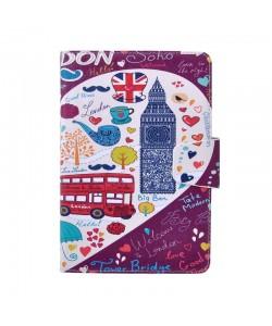 "Husa Flip Tableta 8"" (inch) Lemontti Londra"