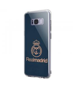 Real Madrid - Samsung Galaxy S8 Carcasa Premium Silicon