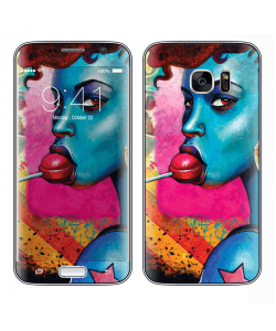 My Boy Lollipop - Samsung Galaxy S7 Edge Skin