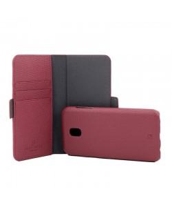 Just Must Car Wallet Red - Samsung Galaxy J5 (2017) Husa Book Rosie