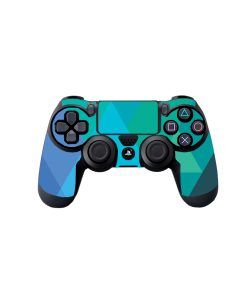 Shades of Blue - PS4 Dualshock Controller Skin