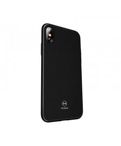 Mcdodo Super Vision Grip - iPhone X Carcasa Neagra PC