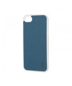 Lemontti Vellur - iPhone 7 / iPhone 8 Carcasa Silicon Albastru
