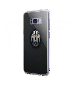 Juventus - Samsung Galaxy S8 Plus Carcasa Transparenta Silicon