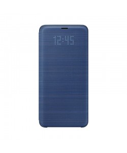 Samsung Led View Blue - Samsung Galaxy S9 Plus Husa Book Originala