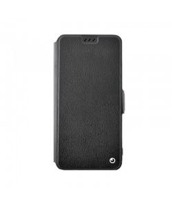 Lemontti Elegant - Huawei Mate 10 Lite Smart Husa Book Neagra