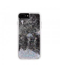 Case Mate Naked Tough Waterfall Iridescent - iPhone 8 Plus / 7 Plus / 6 Plus Carcasa (armura cu lichid si glitter)