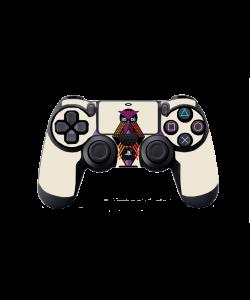 Geometric - PS4 Dualshock Controller Skin