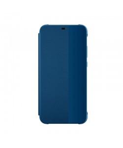 Huawei Cover Blue - Huawei P20 Lite Husa Flip Albastra