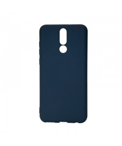 Just Must Candy Navy - Huawei Mate 10 Lite Smart Carcasa Silicon Albastru