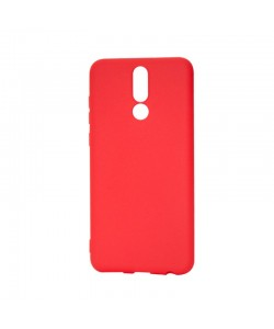 Just Must Candy Red - Huawei Mate 10 Lite Carcasa Silicon Rosu