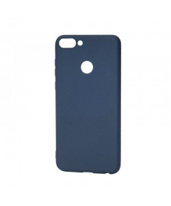 Just Must Candy Navy - Huawei P Smart Carcasa Silicon Albastru