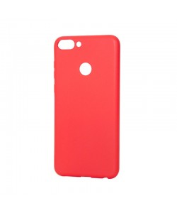 Just Must Candy Red - Huawei P Smart Carcasa Silicon Rosu