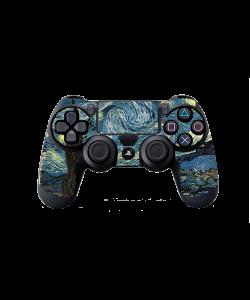 Van Gogh - Starry Night - PS4 Dualshock Controller Skin