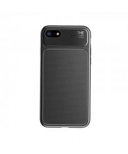 f5a59fe6f76 Baseus Knight Black - iPhone 7 / iPhone 8 Carcasa TPU Negru ...