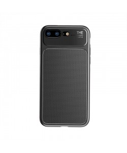 Baseus Knight Black - iPhone 7 Plus / iPhone 8 Plus Carcasa TPU Negru