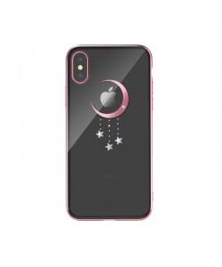 Devia Meteor Rose Gold - iPhone XS Max Carcasa Policarbonat