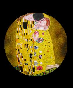 Popsocket GUSTAV KLIMT - The Kiss, Accesoriu telefon