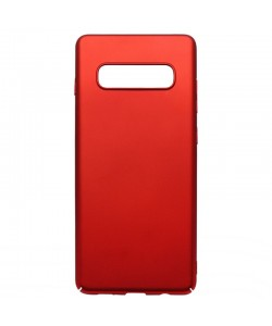 Just Must Uvo Red - Samsung Galaxy S10 Carcasa Plastic