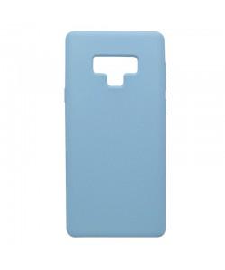 Lemontti Aqua Azure Blue - Samsung Galaxy Note 9 Carcasa TPU Silicon