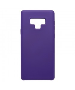 Lemontti Aqua Dark Purple - Samsung Galaxy Note 9 Carcasa TPU Silicon