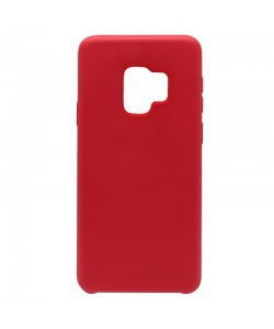 Lemontti Aqua Red - Samsung Galaxy S9 Carcasa TPU Silicon