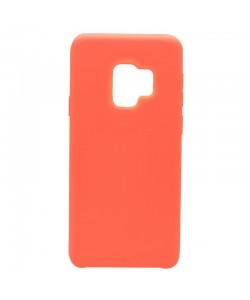 Lemontti Aqua Peach Pink - Samsung Galaxy S9 Carcasa TPU Silicon