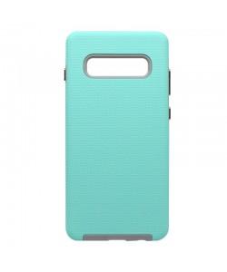 Devia KimKong Green - Samsung Galaxy S10 Carcasa (antishock, din doua bucati)