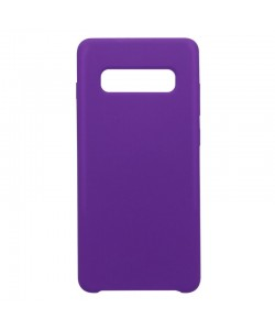 Devia Nature Series II Purple - Samsung Galaxy S10 Plus Carcasa Silicon